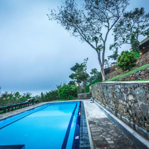 Melheim Resort in Ella/Haputale/Koslanda: Pool