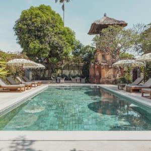 The Pavilions Bali in Südbali: Pool