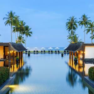 JW Marriott Khao Lak Resort & Spa: Pool