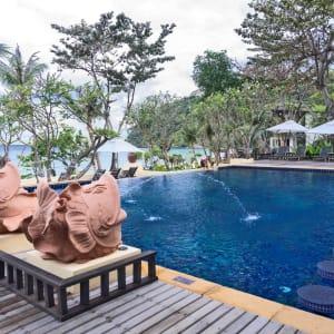 Le Vimarn Cottages & Spa in Ko Samed: Pool