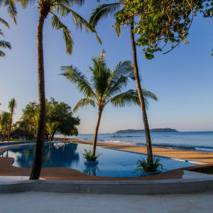Pristine Mermaid Resort in Ngapali: Pool