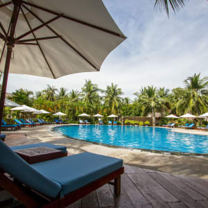 Blue Ocean Resort à Phan Thiet: Pool