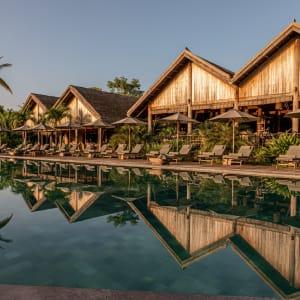 Phum Baitang in Siem Reap: Pool