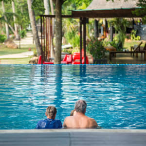 Seavana Beach Resort in Ko Mak: Pool