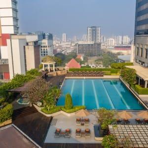 Pathumwan Princess in Bangkok: Pool