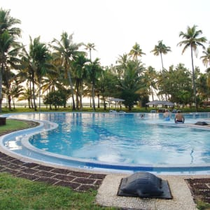 Coconut Lagoon in Kumarakom: Pool