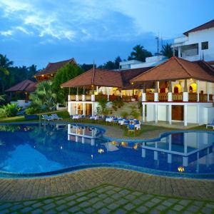 The Travancore Heritage in Kovalam: Pool