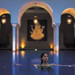 The Oberoi Amarvilas à Agra: Pool