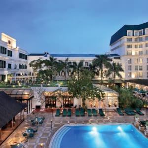 Sofitel Legend Metropole à Hanoi: Pool