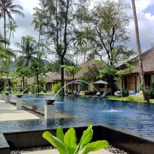 Bangsak Village in Khao Lak: Pool