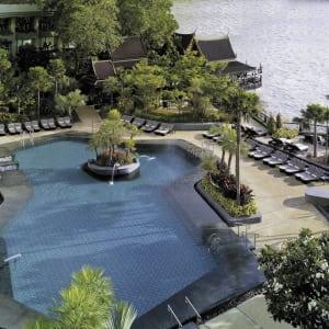 Shangri-La Bangkok: Pool