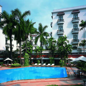 The Oberoi Grand in Kolkata: Pool