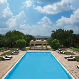 Trident à Udaipur: Pool