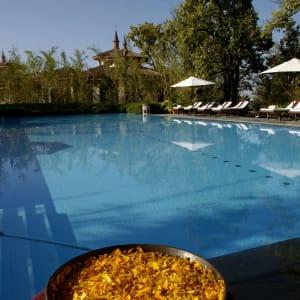 Ananda In The Himalayas in Rishikesh: Pool