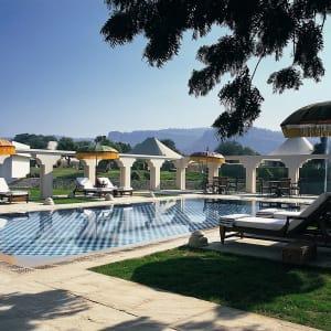 The Oberoi Vanyavilas Wildlife Resort in Ranthambore: Pool