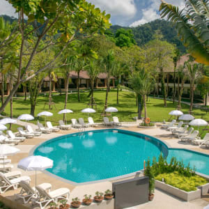 The Leaf Oceanside by Katathani in Khao Lak: Pool