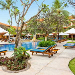 Bali Rani in Südbali: Pool