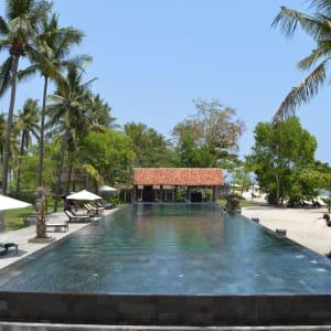 Tugu Lombok: Pool