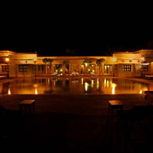 Rawalkot à Jaisalmer: Pool
