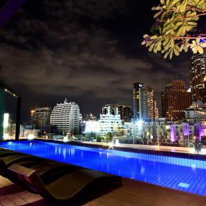 Icon Bangkok: Pool