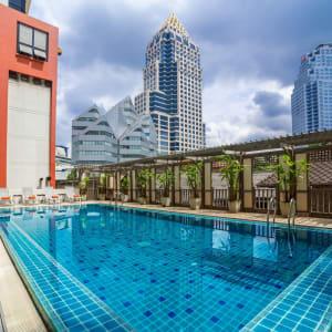 Bandara Suites Silom à Bangkok: Pool