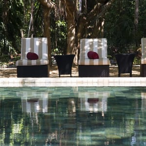The Wallawwa in Colombo: Pool