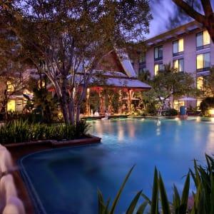 Novotel Bangkok Suvarnabhumi Airport Hotel: Pool