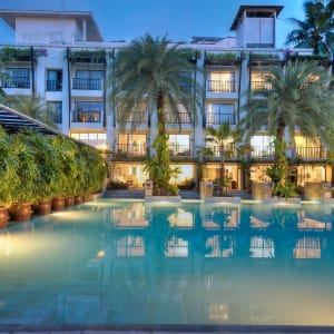Burasari à Phuket: Pool