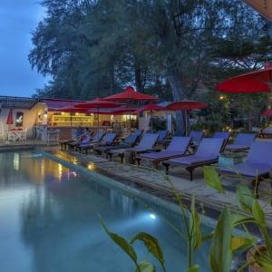Laksasubha Hua Hin: Pool