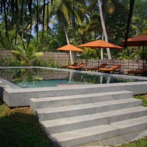 Beach Symphony in Mararikulam: Pool