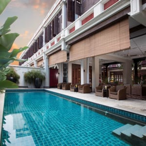 Seven Terraces in Penang:  Pool