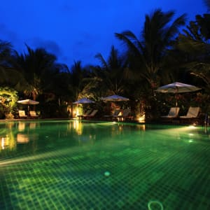 Cham Villas in Phan Thiet: Pool