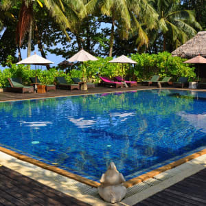 Khao Lak Paradise Resort: Pool