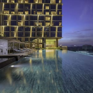 Pan Pacific Yangon: Pool
