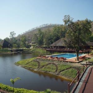 Pristine Lotus Resort in Inle Lake: Pool