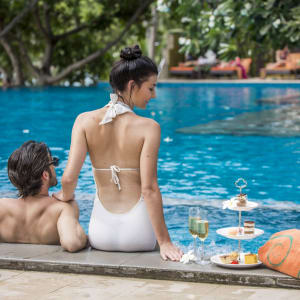New Star Resort à Ko Samui: Pool