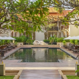 Anantara Angkor Resort in Siem Reap: Pool