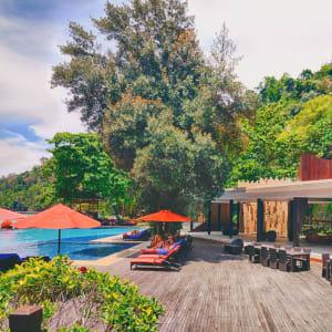 Bungaraya Island Resort à Kota Kinabalu:  Pool