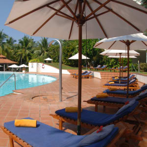Lanka Princess in Beruwela: Pool