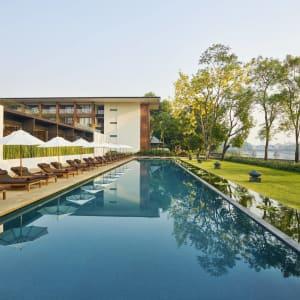 Anantara Chiang Mai Resort: Pool