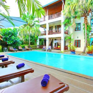Shewe Wana Boutique Resort & Spa in Chiang Mai: Pool