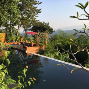 Phu Chaisai Mountain Resort à Mae Chan: Pool