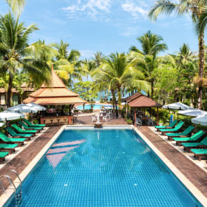 Khao Lak Bayfront Resort: Pool