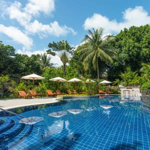 Paradise Beach Resort in Ko Samui: Pool