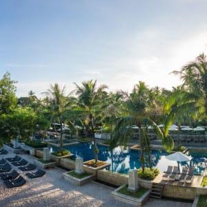 Anantara Mai Khao Phuket Villas: Pool Aerial