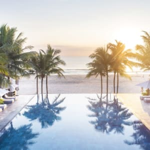 Fusion Maia Danang: Pool and Beach