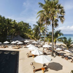 The Surin in Phuket: Pool and Beach