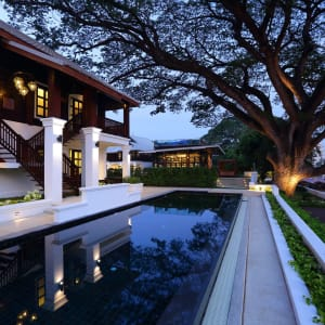 Na Nirand in Chiang Mai: Pool and Riverview