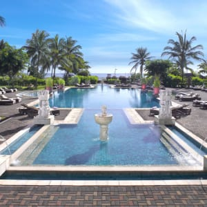 Angsana Bintan: pool area