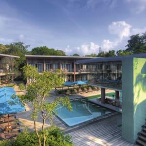 Sai Kaew Beach Resort à Ko Samed: Pool Area Premier